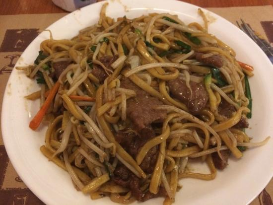 Chao Mien Picture Of Lai Lai Buenos Aires Tripadvisor