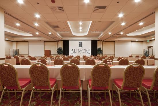 Biltmore Hotel & Suites : Ballroom