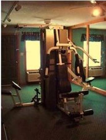 Key West Inn - Pensacola: Health Club