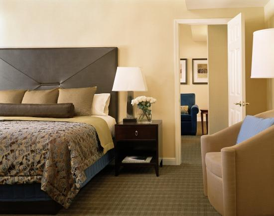 The Chase Park Plaza: Suite