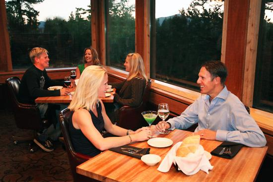 Lakeside Inn and Casino : Timber Dining