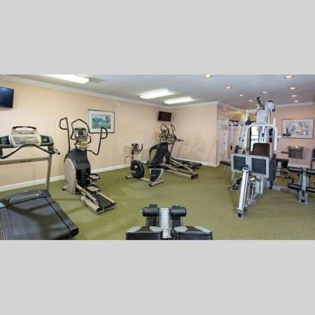 Sands Beach Club Resort: Fitness
