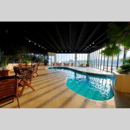 Indoor pool picture of sands beach club resort myrtle - Indoor swimming pool myrtle beach sc ...