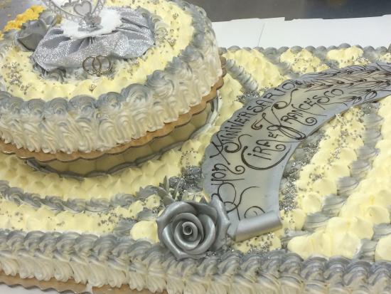 Torta 50 Anni Foto Di Pasticceria Fonte Del Dolce S R L Milano