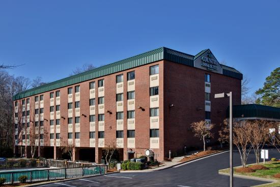 Country Inn & Suites By Carlson, Williamsburg East (Busch Gardens): Exterior