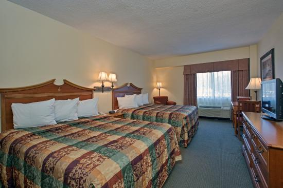 Country Inn & Suites By Carlson, Williamsburg East (Busch Gardens): CountryInn&Suite Williamsburg  GuestRoom