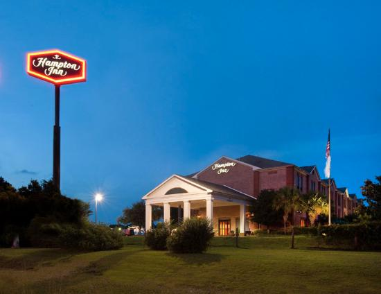 Hampton Inn Savannah -  I-95 North: Exterior