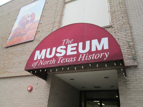 ‪Museum of North Texas History‬