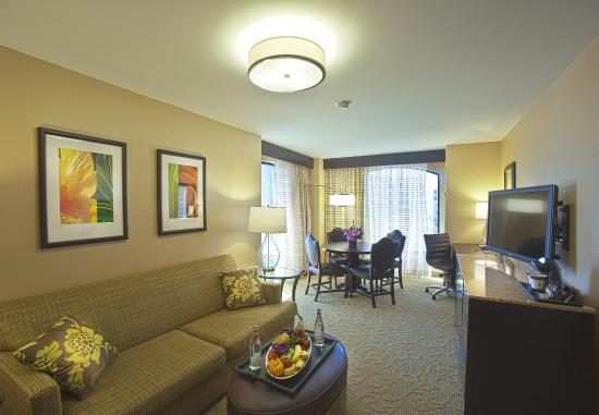 DoubleTree by Hilton Hotel Santa Ana - Orange County Airport照片