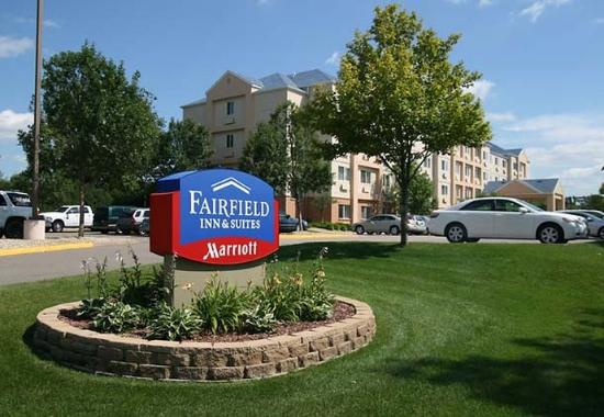 Fairfield Inn & Suites Minneapolis-St. Paul Airport: Entrance