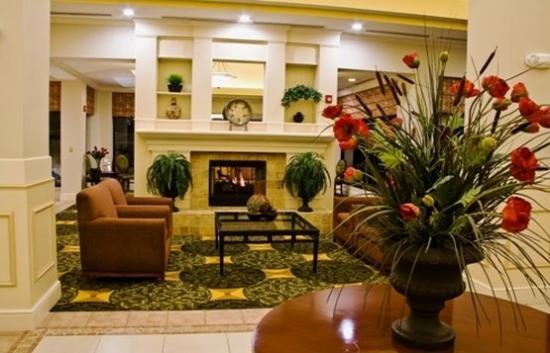 Hilton Garden Inn Phoenix/Avondale: Open Lobby