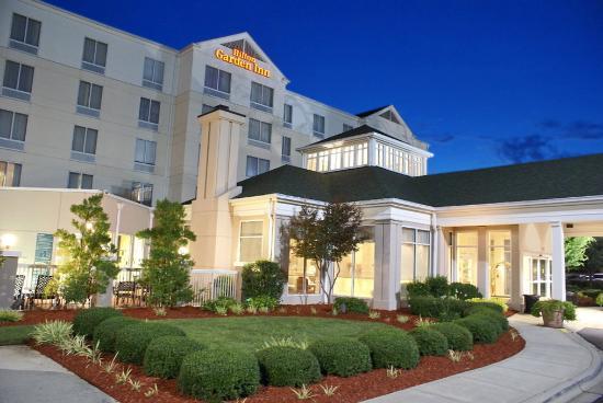 Hilton Garden Inn Charlotte North: Exterior