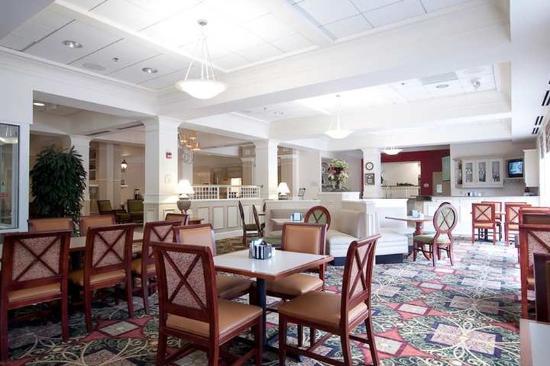 Restaurant Picture Of Hilton Garden Inn West Lafayette West Lafayette Tripadvisor