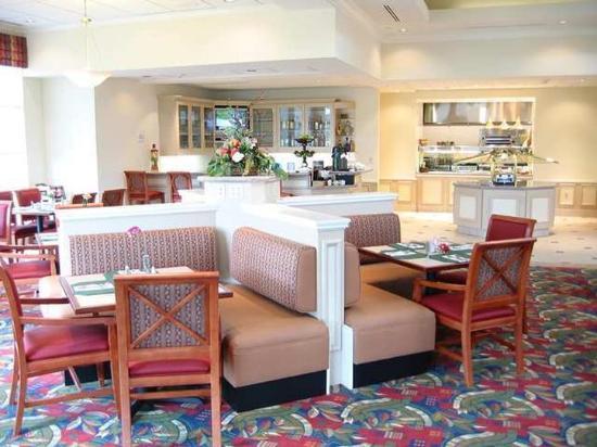 Hilton Garden Inn Wooster: Restaurant
