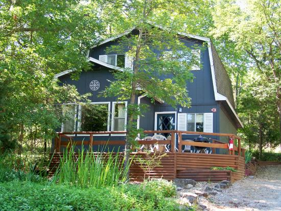 Tribesman Resort: Our Timber Glen section cottages