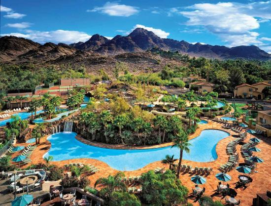 Pointe Hilton Squaw Peak Resort Photo