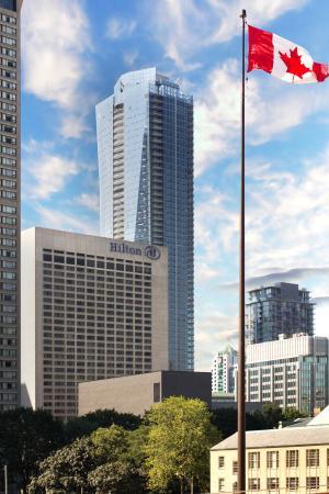 Hilton Toronto Exterior