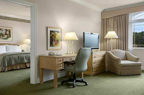 Hilton Santa Cruz / Scotts Valley: Suite