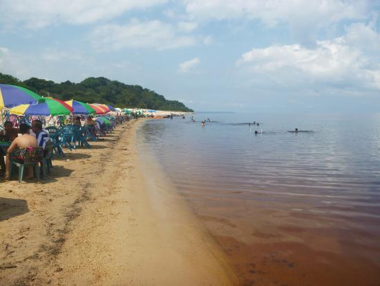Iranduba, AM: Vista da Praia