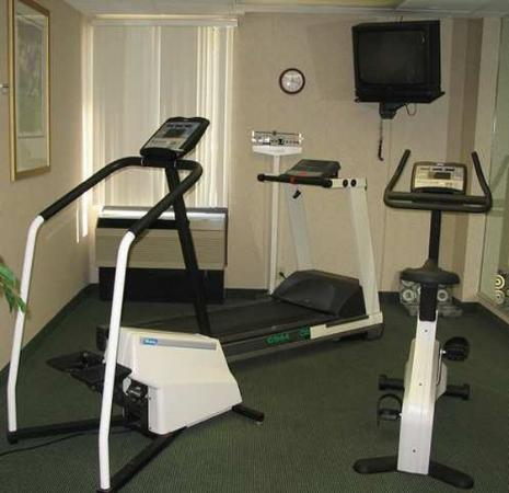 Hampton Inn Meriden - Wallingford: Recreational Facilities
