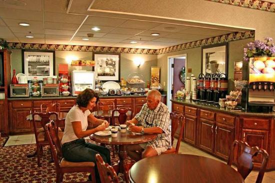 Hampton Inn Jonesville/Elkin: Restaurant