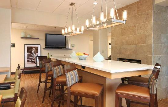 Hampton Inn White Plains / Tarrytown: Breakfast Area