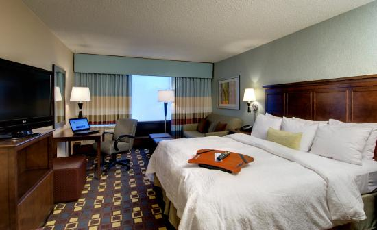 Hampton Inn White Plains / Tarrytown: King Room