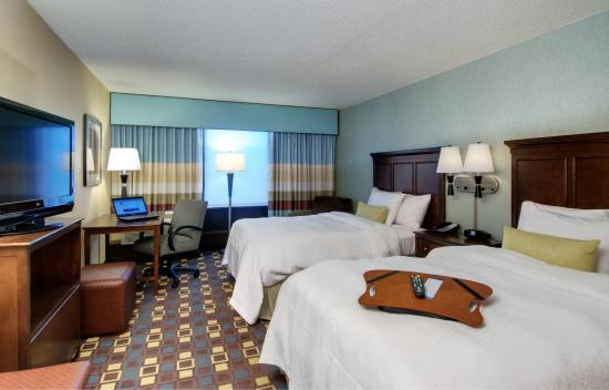 Hampton Inn White Plains / Tarrytown: Double Double Room