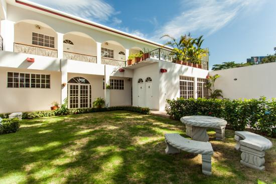 Hotel Executive Managua: Vista a las Instalaciones Nuevas