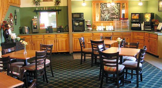 AmericInn Lodge & Suites Iron River: Breakfast