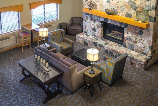 AmericInn Lodge & Suites North Branch: Americ Inn North Branch Lobby
