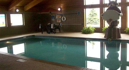 AmericInn Lodge & Suites Tomah: Americ Inn Tomah Pool