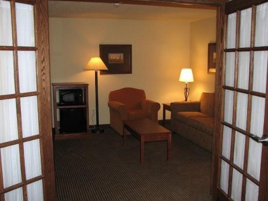 Borger Ambassador Inn: Guest Room