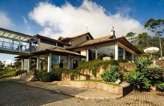 Hotel Sao Gotardo: Fachada do hotel