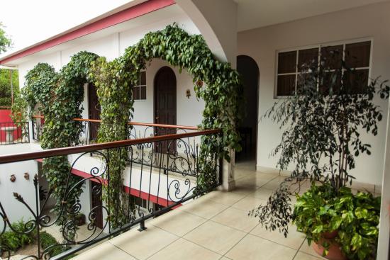 Hotel Executive Managua : Pasillos