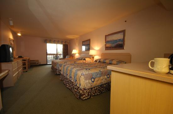 Shilo Inn & Suites - The Dalles: Guest room