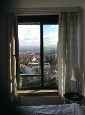 Bergschlösschen Hotel: Aussicht