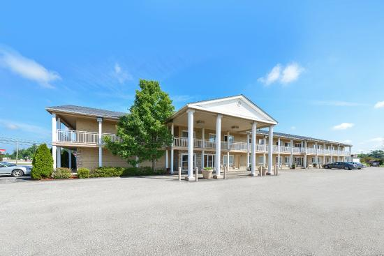 Americas Best Value Inn Ashtabula/Austinburg: Exterior