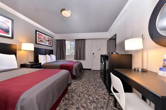 americas best value inn los angeles hollywood hotel. Black Bedroom Furniture Sets. Home Design Ideas