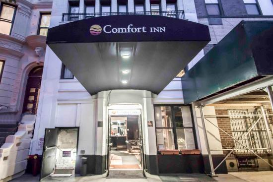 Comfort Inn Central Park West New York NY 2018 Hotel Review