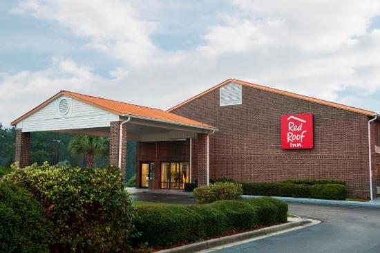 Red Roof Inn Hardeeville: Inn Exterior