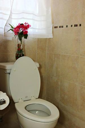 Two Turtles Inn: Bathroom