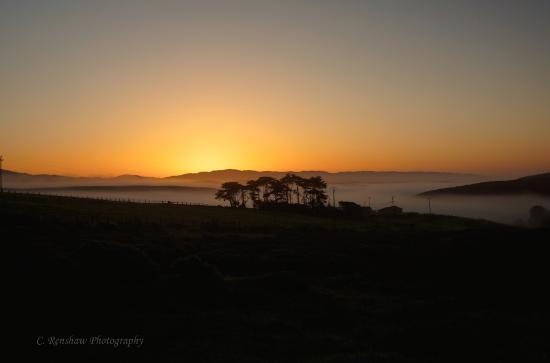 AppleGarden Cottage: Point Reyes Sunrise