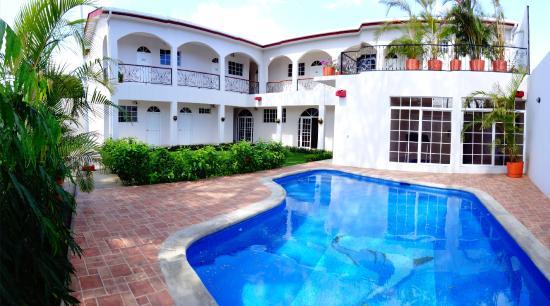 Hotel Executive Managua : Piscina