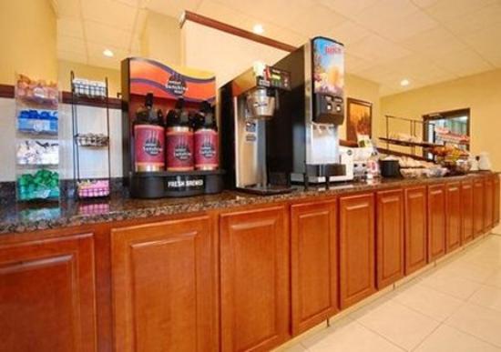 Holiday Inn Express Omaha West-90th Street: Restaurant (OpenTravel Alliance - Restaurant)