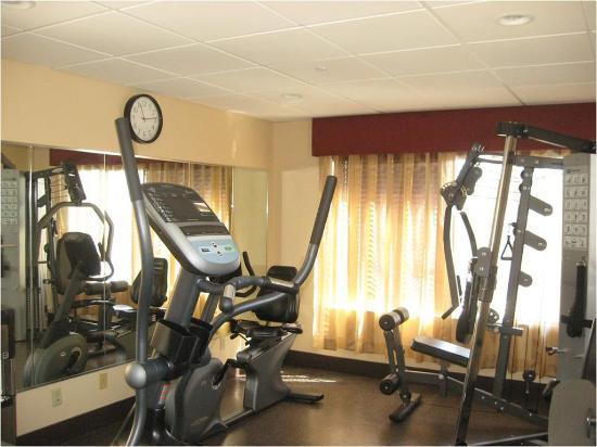 BEST WESTERN PLUS Gold Poppy Inn : Fitness