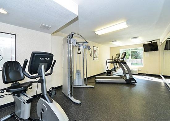 Comfort Inn Arlington Boulevard: fitness center