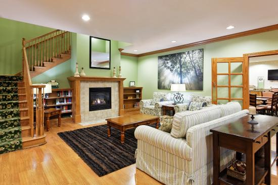 CountryInn&Suites Manteno  Lobby