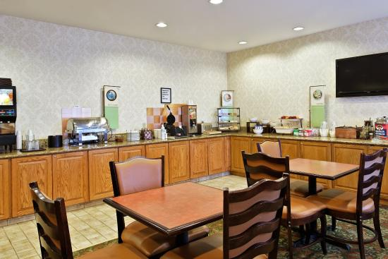CountryInn&Suites Manteno  BreakfastRoom