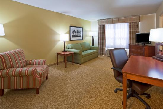 Dakota Dunes, Dakota do Sul: CountryInn&Suites DakotaDunes Suite